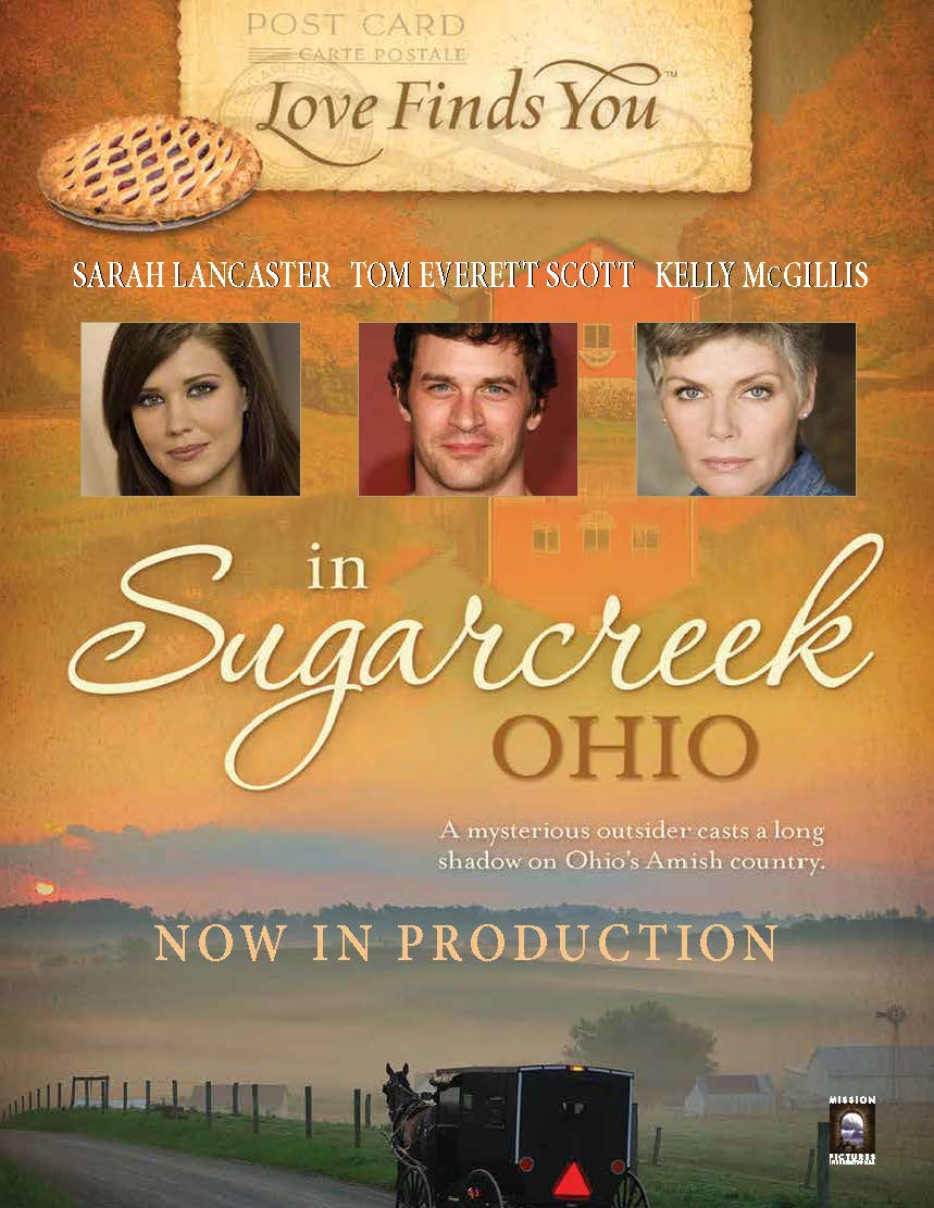 love will find you in sugarcreek Amazoncom: love finds you in sugarcreek: thomas kapanowski, tom everett scott, sarah lancaster, terry cunningham: movies & tv.