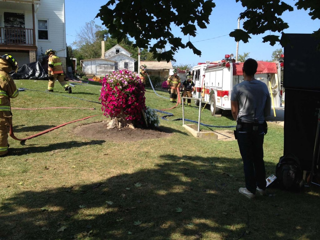 firefighters love finds you in sugarcreek ohio movie burn house down