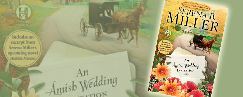 An Amish Wedding Invitation