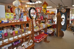 Inside Finders Keepers, Candy Isle
