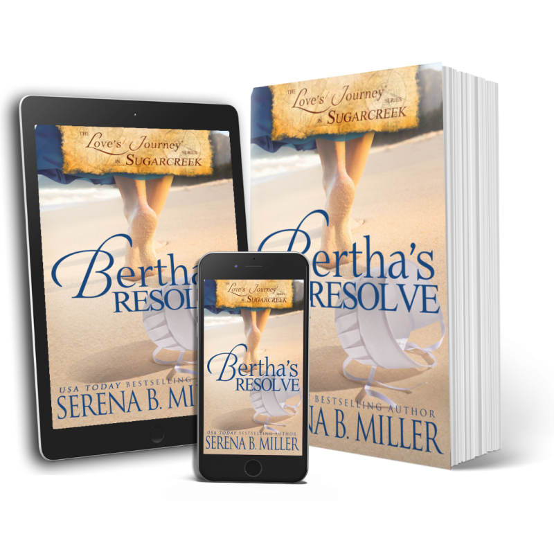 Love's Journey in Sugarcreek: Bertha's Resolve (Book 4)