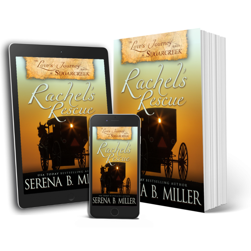 Love's Journey in Sugarcreek: Rachel's Rescue (Book 2)