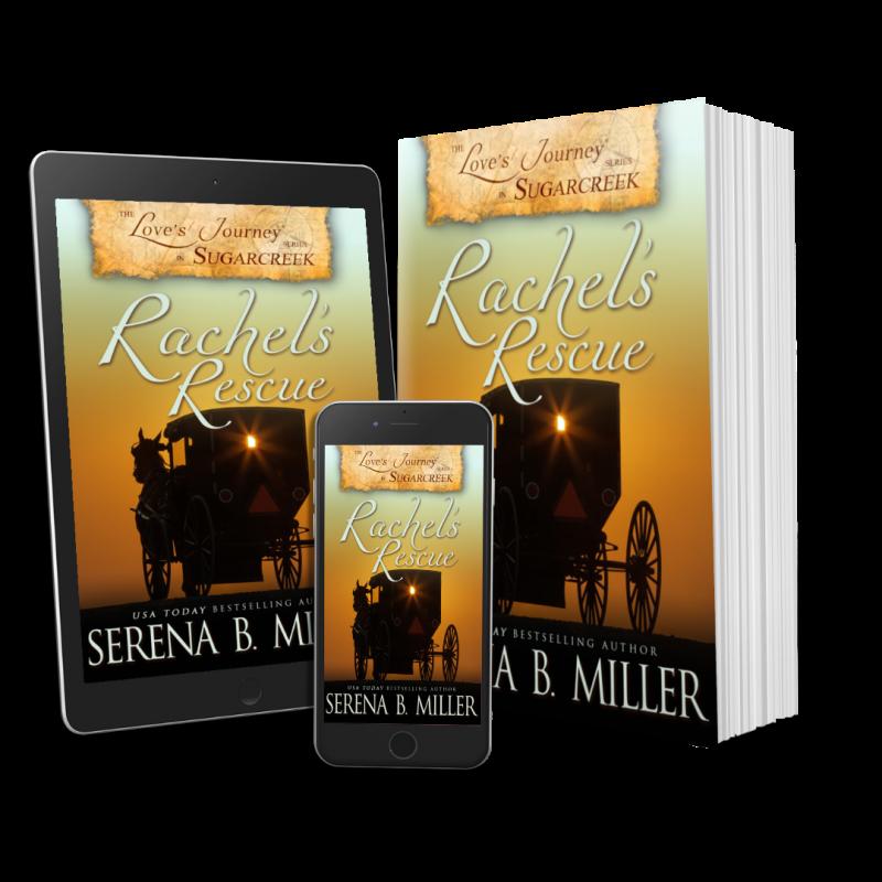 Rachel's Rescue (Book 2)