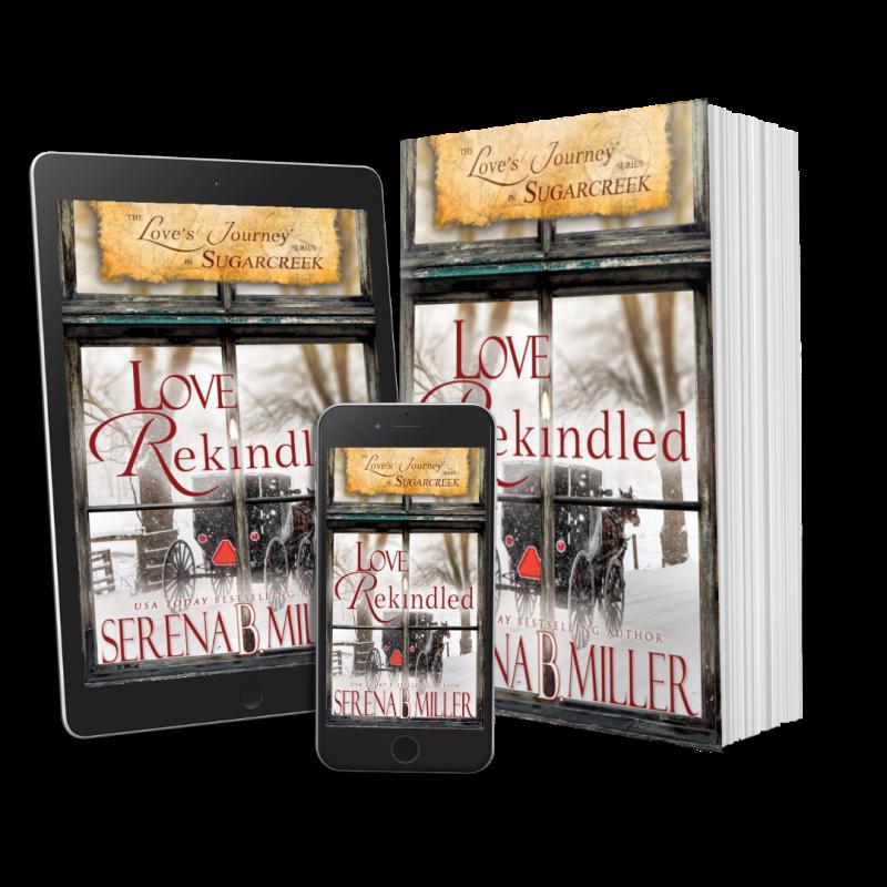 Love Rekindled (Book 3)