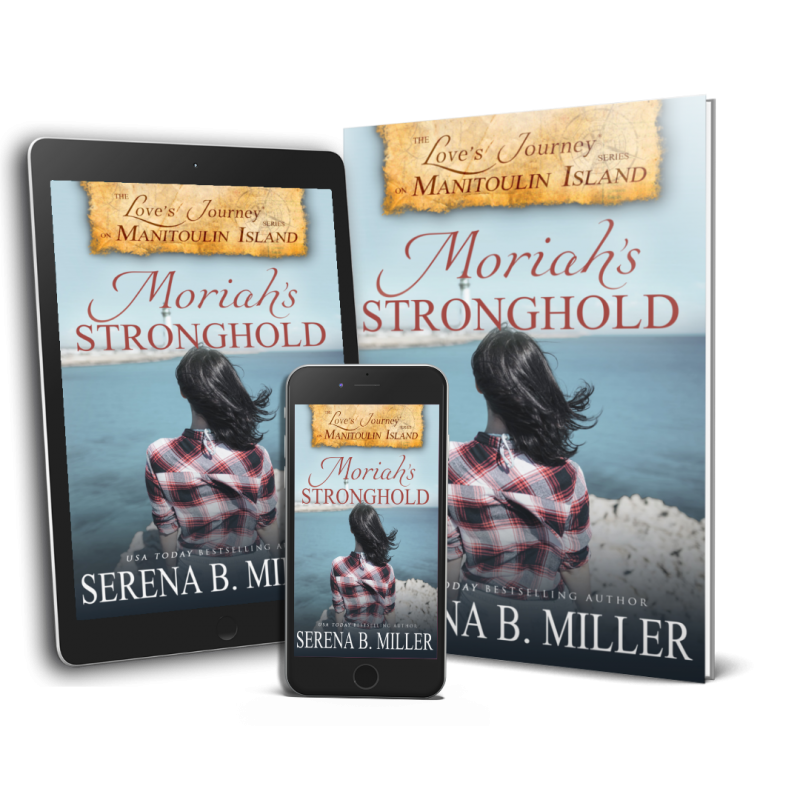 Moriah's Stronghold (Book 3)