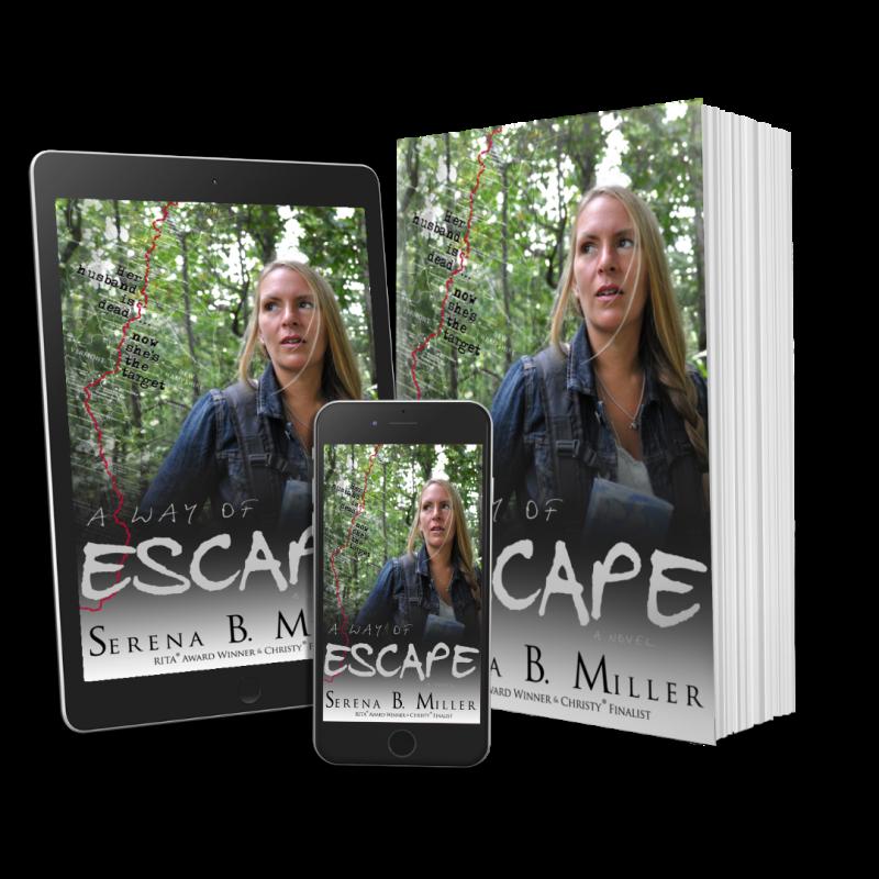 A Way of Escape: A Novel
