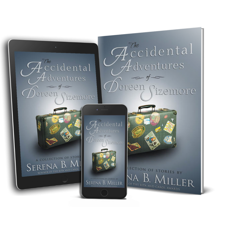 The Accidental Adventures of Doreen Sizemore: Collection 1