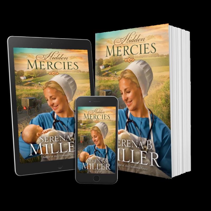 Hidden Mercies (Book 2)
