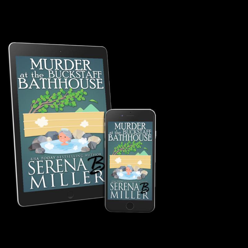 Murder at the Buckstaff Bathhouse (Book 2)