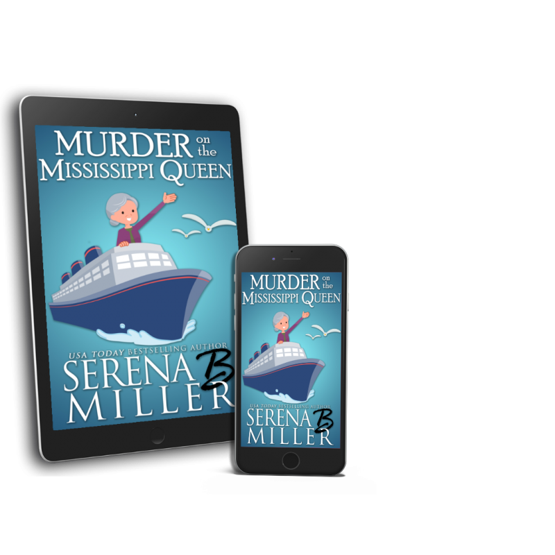 Murder on the Mississippi Queen (Book 4)