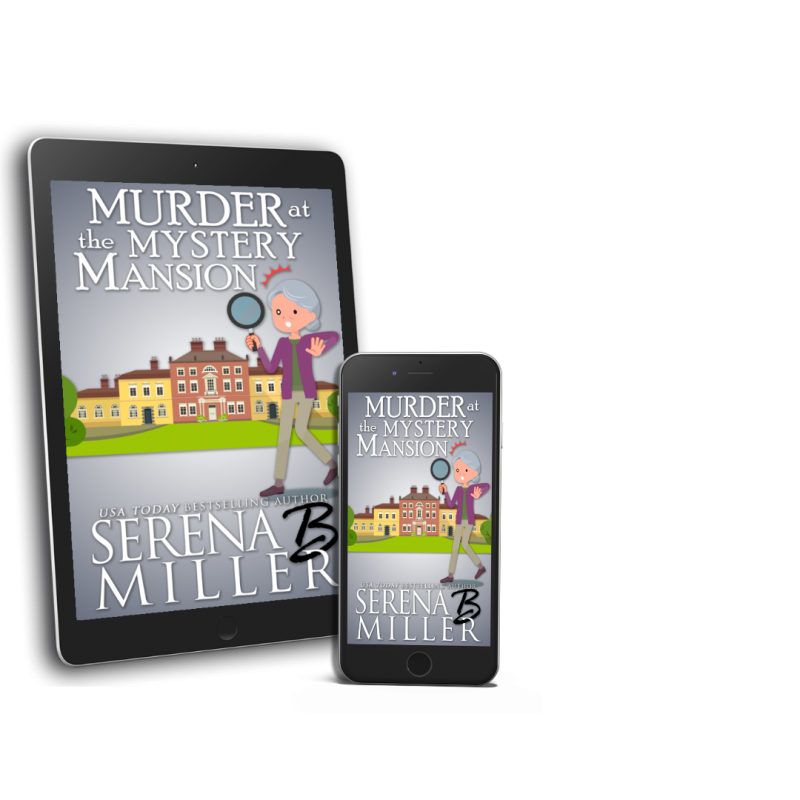 Murder at the Mystery Mansion (Book 5)