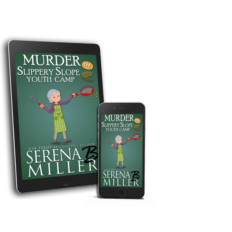 Murder at Slippery Slope Youth Camp (Book 3)