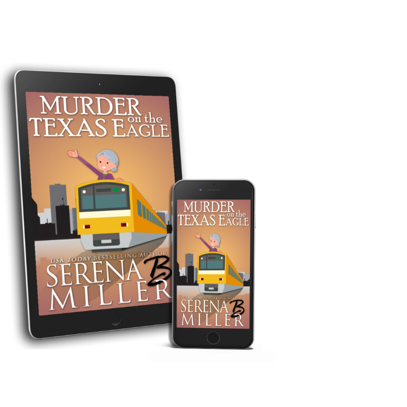 Murder on The Texas Eagle (Book 1)