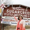 Serena Miller photographed for Guidepost magazine in Sugar Creek OH., 2/25/14